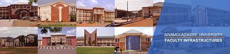 Nnamdi Azikwe University JUPEB Admission 2021/2022