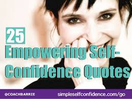 Self Empowerment Quotes Magnificent 48 Empowering SelfConfidence Quotes