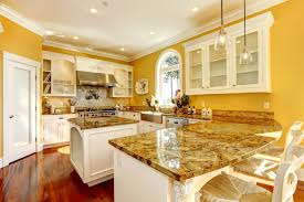 Granite Countertops add a beautiful touch when it comes to kitchen ...