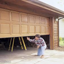 Garage Door garage door panel replacement photographs : 10 Things to Know Before Buying a Garage Door | Family Handyman