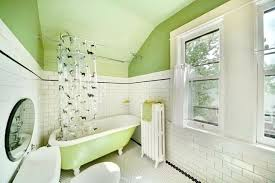 clawfoot tubs with showers tub shower curtain rod bathroom traditional with claw foot tub green paint honeycomb tile octagon tile floor clawfoot tub shower