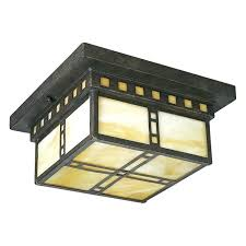 craftsman outdoor lighting interior mission style post light arts and crafts chandelier sears security