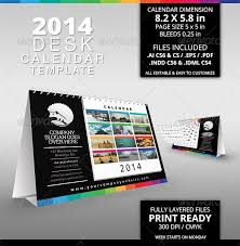 Indesign Calendar Template Delectable 44 Psd Ai Indesign Calendar Templates 44 Wakaboom Company Desk