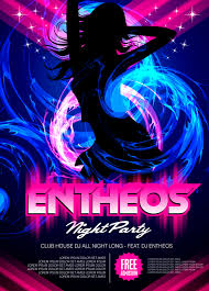 How To Create A Party Flyer Poster Design With Coreldraw Party Flyer Tutorial Coastal Flyers
