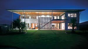 Steel Framed Houses Steel Frame House Grand Design House Designs