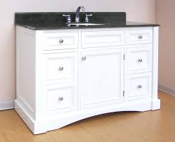single white bathroom vanities. 48 Single White Bathroom Vanities I
