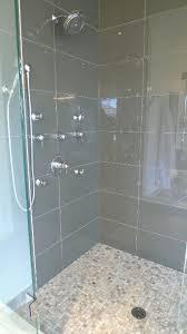 bathroom glass tile shower. bath · unique shower stall | glass tiles bathroom tile