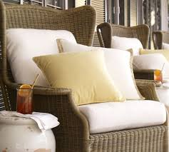Saybrook Outdoor Furniture Cushion Slipcovers