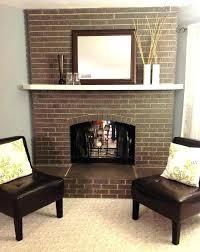 best color to paint brick fireplace best color to paint brick fireplace best brick fireplace painting