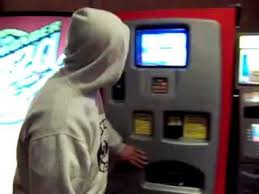 Tombstone Pizza Vending Machine Extraordinary Getting Pizza From A Vending Machine YouTube