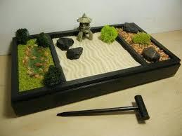 desk zen garden 3 in 1 medium zen garden includes sand raking landscape rock garden and
