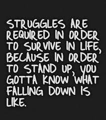 Love And Struggle Quotes