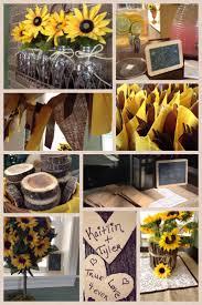 Sunflower Themed Kitchen Decor 17 Best Ideas About Sunflower Decorations On Pinterest Sunflower