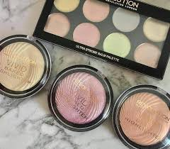 the kardashian favorite makeup revolution baked highlighter now es in 2 unexpected shades allure
