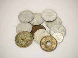 硬貨 の 洗い 方