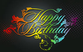 happy birthday design birthday wallpaper design on wallpaperget com
