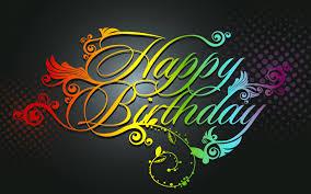 Birthday Wallpaper Design On Wallpaperget Com