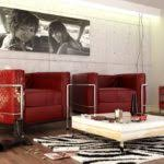 red living room furniture brilliant red sofa wall color accents bookshelves different living room pictures brilliant red living room furniture