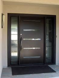 Amazing of Modern Single Front Door Designs For Houses 17 Best Ideas