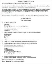 Medical School Resume Samples Medical Student For Residency Med