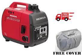 Honda Eu2000i Generator Compact Power For Rv Rv Parts Country Portable Inverter Generator Rv Parts Rv Parts And Accessories