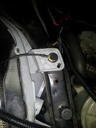 diy 99 00 civic fog light wiring honda tech now this is going to be tricky to honda makes it so their cars are ready to have a fog light kit installed they hide the harness that they have