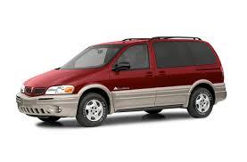 2003 Pontiac Montana New Car Test Drive