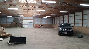 pole barn lighting fixtures