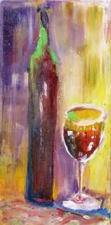c dawn corner 2016 wine 1 10 x 20 acrylic on canvas