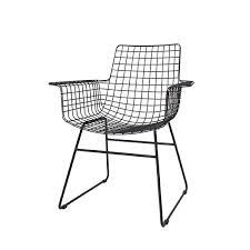 Stuhl Metall Schwarz Esszimmerstuhl Schwarz Stuhl Mit