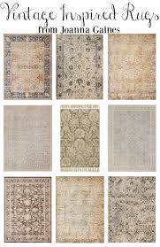 farmhouse style rugs. Vintage Inspired Rugs From Joanna Gaines. Farmhouse Style Area For Every Room In Your S