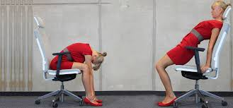 4 ab exercises you can do at your desk