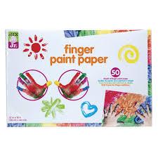 tots finger paint paper 1
