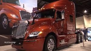International Catalyst Truck Interior