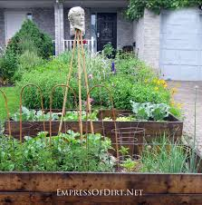Small Picture Growing Vegetables in the Front Yard Empress of Dirt