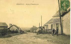 Cartes postales des années 1900 concernant quelques communes de l'arbre  LEMAIRE