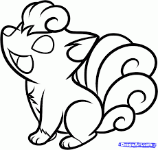Coloring Pages Pokemon Drawing 1 20 Trycoloring