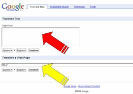 Information about translate.google.com: Google Translate