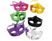 Plastic Masks To Decorate Masks to Decorate Masked Ball New Year Party Supplies Christmas 90