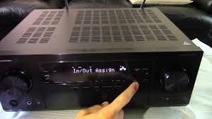 pioneer vsx 831. unboxing the pioneer vsx-831-k 5.2 channel 3d 4k ultra hd network av reciever - youtube vsx 831