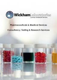 Wickham Laboratories Contract Testing Services - Brochure Request