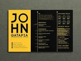 Design A Resume 24 Resume Design Ideas Inspirations Templates【Howto Tutorial】 20