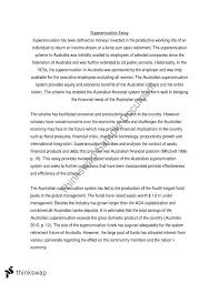 n superannuation essay the superannuation n superannuation essay