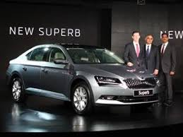 new car launches zigwheelsSkoda Superb Price in India Images Specifications Colors