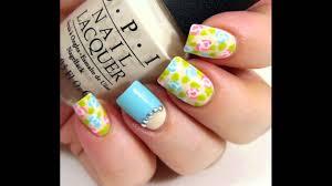 2015 Nail Art Designs Stylish Nail Art Golden Design - FACE MAKEUP ...