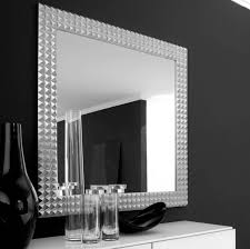 framed modern mirror. Home Designs : Designer Mirrors For Living Rooms Modern Room Inspirations And Decorations Mirror By Dec Pictures Excellent Large Framed T