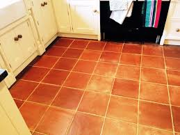 Terracotta Kitchen Floor Tile Cleaning Stone Cleaning And Polishing Tips For Terracotta Red