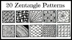 Zentangle Patterns For Beginners New Ecouter Et Télécharger Zentangle Patterns En MP48 MP48xyz