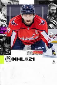 The teaser trailer featured former cover athlete peyton hillis sitting in a barn. Nhl 21 2020 Box Cover Art Mobygames