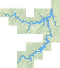 Lake Malone Fishing Map Us_ky_00497476 Nautical Charts App